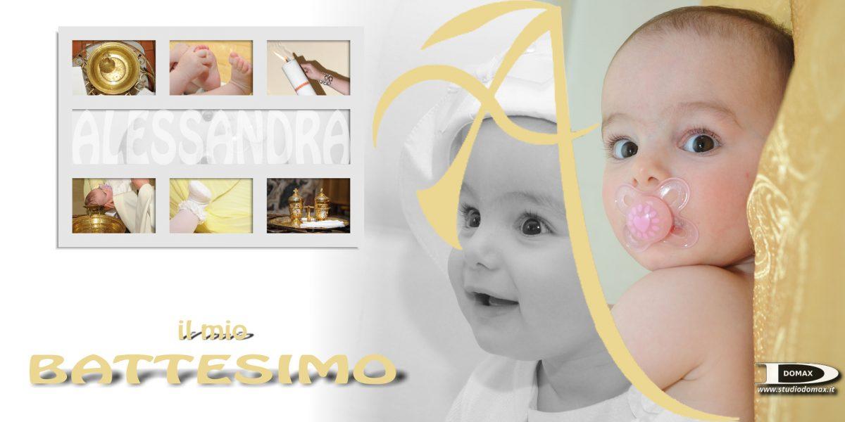 Estremamente Fotografi per Battesimo | Studi Fotografici Domax Cassino AG36